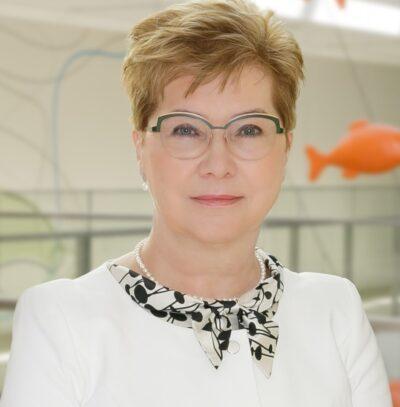 Prof. dr hab. n. med. Bożena Werner
