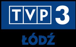 Logo TVP 3 Łódź