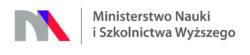 logotyp Ministerstwo Nauki i Szkolnictwa Wyższego